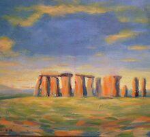 Stonehenge by Matthew Scotland