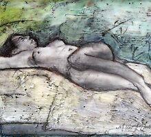 Comfort Zone by Marcie Wolf-Hubbard