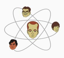 The Big Bang Theory - Atom by RufoArt