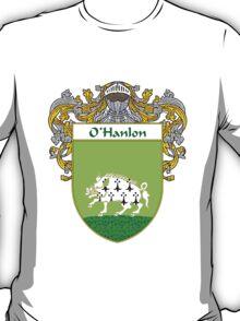 O'Hanlon Coat of Arms / O'Hanlon Family Crest T-Shirt