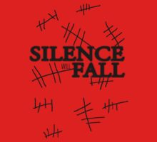 Silence will fall by runningRebel