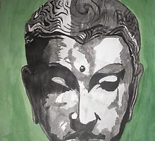 Budda by Colin  Laing