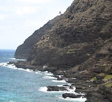 Cliffside Offroading, HI by Nicole Jurgensen