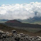 View from Mauna Kea, HI by Nic Antoinette