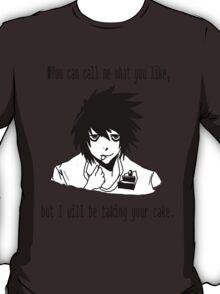 L's Cake T-Shirt