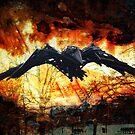 crow armageddon by gruntpig