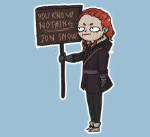 You Know Nothing, Jon Snow by Methedon