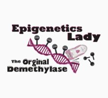 Epigenetics Lady Kids Clothes
