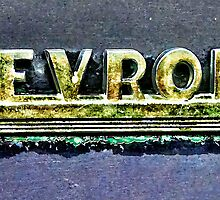 Chevrolet Emblem by Ken Smith