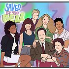 Saved by the Bell - Movie Poster by FinlayMcNevin