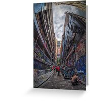 Rutledge Lane Greeting Card