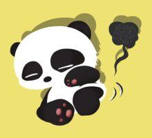 wackjob cuties: panda FART Kids Clothes