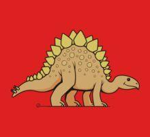 DinoKids Stegosaurus 01 by SGZM