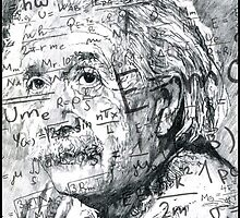 Einstein by Fan-Art-Int