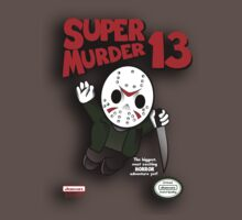 Super Murder 13 by absolemstudio