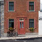 Gary Chapple: DOORS OF OLD QUEBEC by Gary Chapple