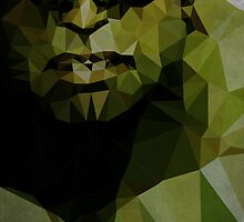 Geometric Hulk by Likewater7