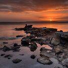Sunrise 5-1-14. by Warren  Patten