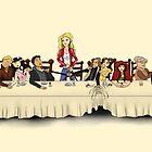Storybrooke's Last Supper by Rosefern