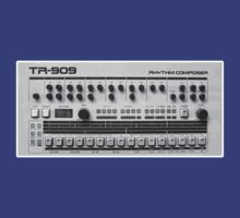 TR909 A by Paul Welding