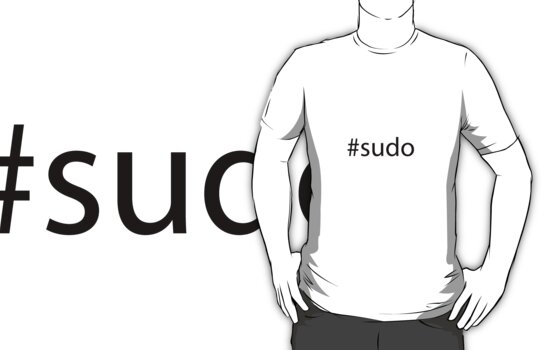 #sudo black text by is2b007