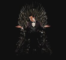 the doctor on the iron throne by Fizziponi