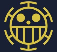 Trafalgar Law Jolly Roger by Magellan