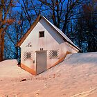 Winter house by Patrick Jobst