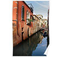 La Serenissima - the Most Serene - Venice Italy Poster