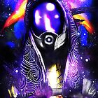 Tali - Mass effect  by LiamShawberry