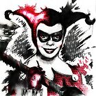 Harley Quinn  by LiamShawberry