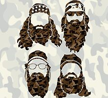 The Duck Dynasty by hardsign