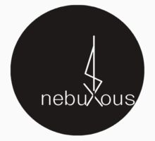 Nebulous Logo (Black) by TunaTom2
