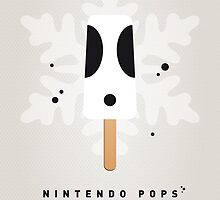 My NINTENDO ICE POP - Shy Guy by Chungkong