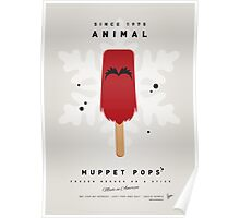 My MUPPET ICE POP - Animal Poster