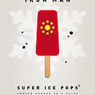 My SUPERHERO ICE POP - Iron Man by Chungkong