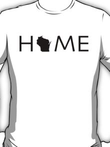 WISCONSIN HOME T-Shirt