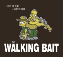 The Walking Bait by AndreusD