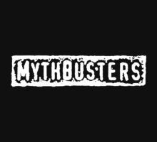 Mythbusters T-Shirt / Sticker by marcoboelling