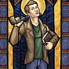 Dean Winchester, Saint of Loyalty by FlyingFoxWhale