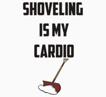 Shovel, Shovel all the way! by arhamfxc