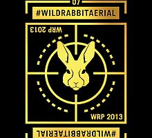 Wild Rabbit Gold Heli Pad by BiancaFuchs