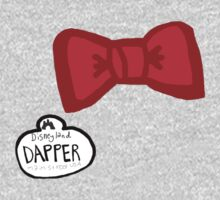 Dapper Dan Clothing - Red by ChandlerLasch