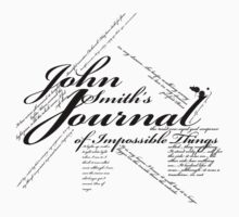 John Smith's Journal of impossible things Kids Clothes