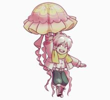 jellyfish umbrella by kitestrings