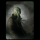 CTHULHU IS WATCHING by 01Graphics