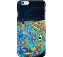 To infinity and cats iPhone Case/Skin