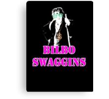 Bilbo Swaggins Canvas Print