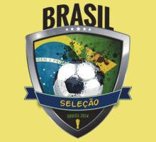 Brasil - World Cup Brasil 2014 Collection by idandesign