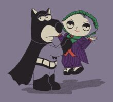 Batman Family Guy by EdWoody